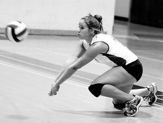 IMG_1999-01 (SJH Foto) Tags: school girls blackandwhite bw white black club high university group tournament age volleyball dig 18s millersville monocolour u18s 41810 crosscourt