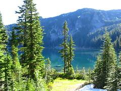 beautiful mowich lake