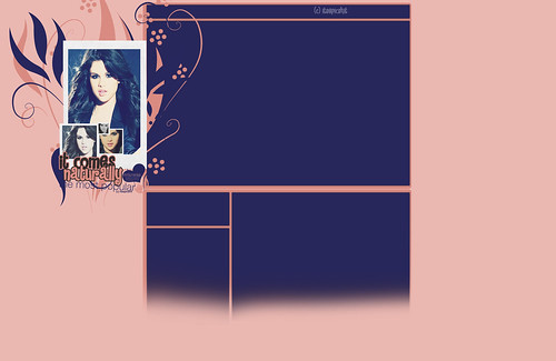 selena gomez youtube backgrounds. Selena Gomez YouTube Layout
