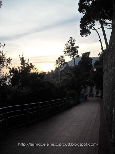 il-tramonto