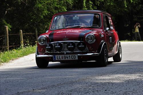 Mini Cooper Classic 2010. Austin Mini Cooper S Mk I 1967