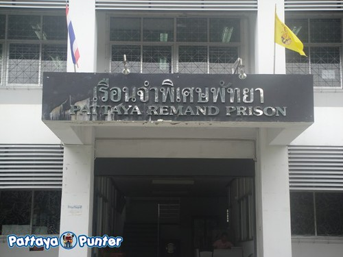 Pattaya Remand Prison
