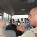 AFRICOM: windshield bus tour