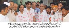 pics from sargodha office (Daily Rafaqat) Tags: club daily press tasneem sagar rizwan sargodha fedral quraishi rafaqat manister bhalwal sadidi