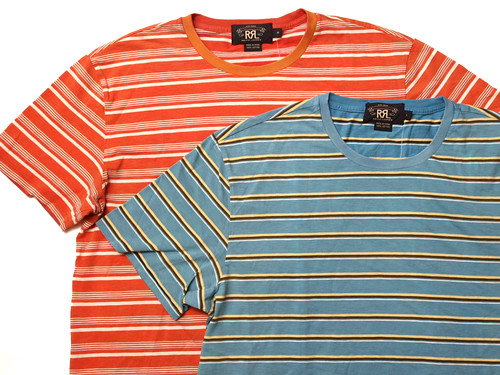 RRL / Key West Stripe Tee
