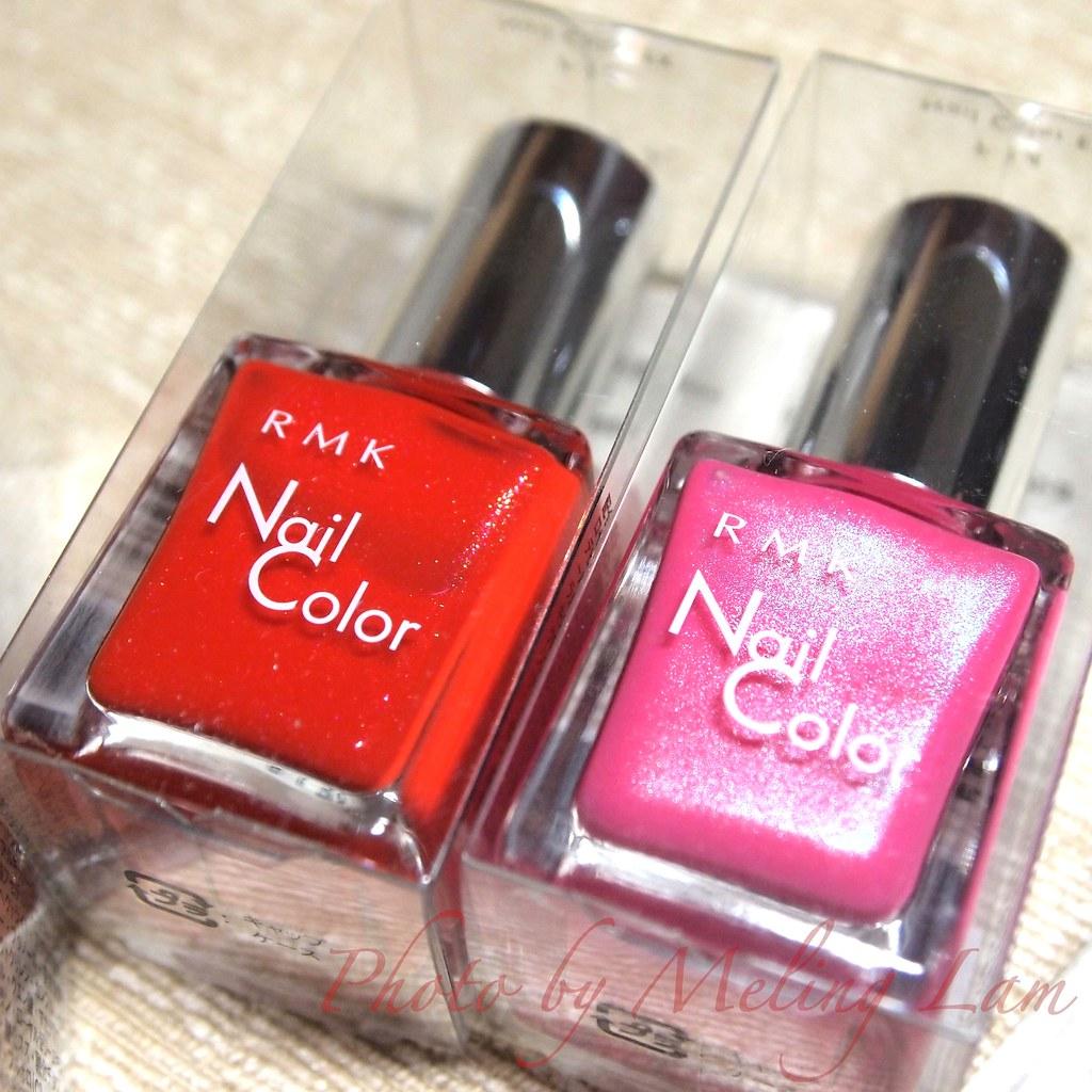 美甲 rmk nail color