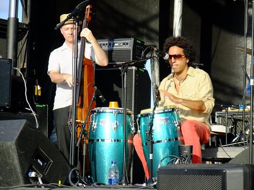 Chicha Libre at Ottawa Bluesfest 2010