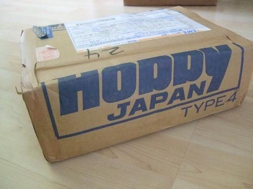 Hobby Japan Box