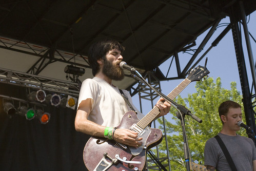 Pitchfork 2010 - Titus Andronicus