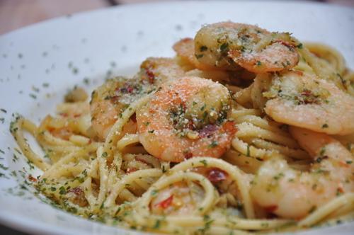 Shrimp my Pasta