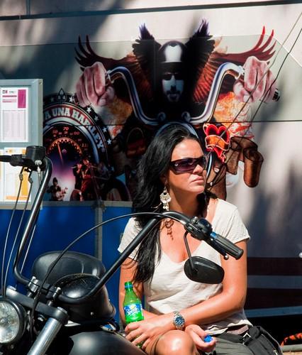Swiss Harley Days - Lugano 18.07.2010