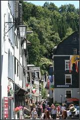 Monschau (stephan200659) Tags: sommer eifel sonne monschau rur montjoie 18072010