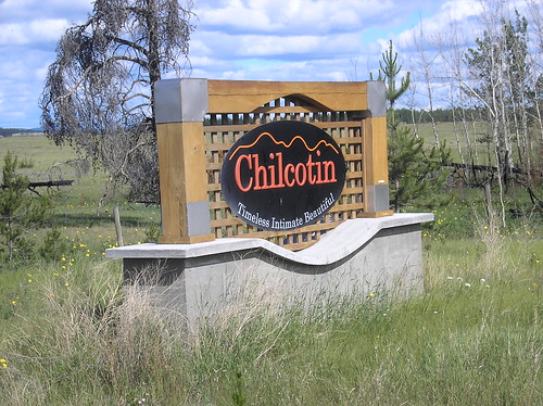 Welcome to the Chilcotin!
