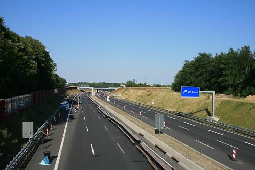 Still-Leben Ruhrschnellweg
