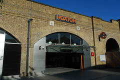 Picture of Hoxton Station