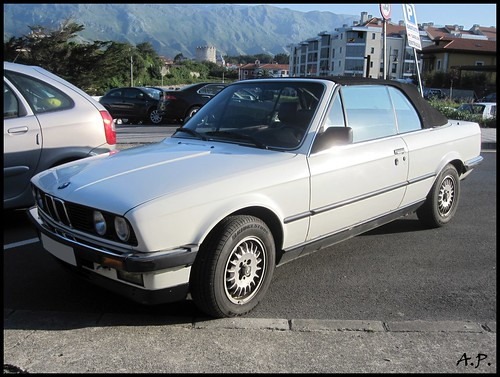 Bmw 325i Convertible. BMW 325i Convertible [E30]