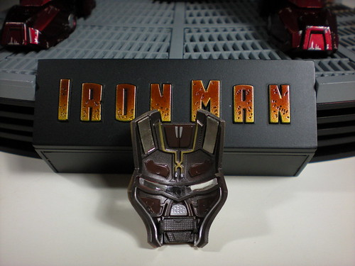 Iron Man Mark III 001