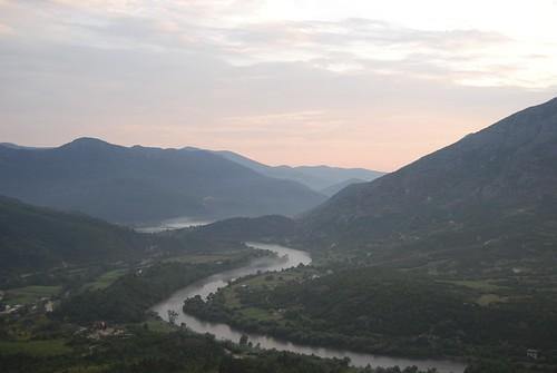 Trebinje, Bosnia and Herzegovina; Sunset
