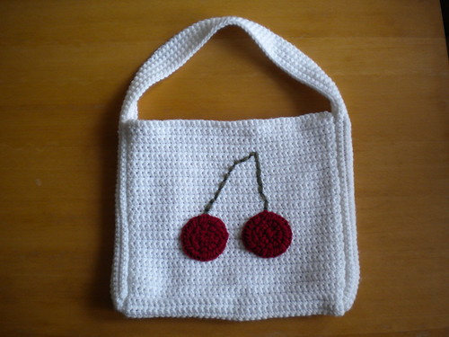 Cherry treats bag