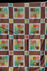 DSC_0803 (michellekeenlyne) Tags: modern quilt nine fresh lemons patch botany