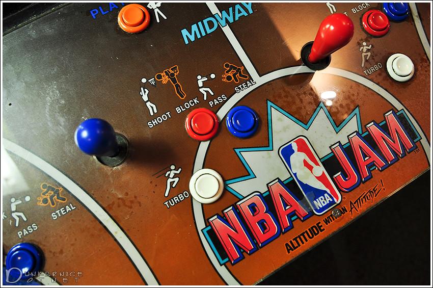 NBA Jam.