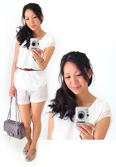 White Top from YesStyle