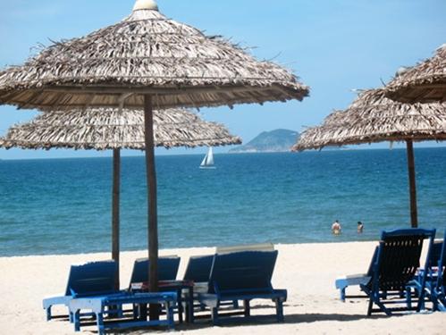 Cua Dai Beach, Vietnam