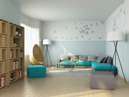 studio public living rom