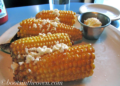 Habanero Honey Fried Corn $6