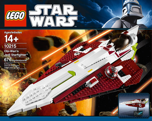 10215 Obi-Wan's Jedi Starfighter - 8