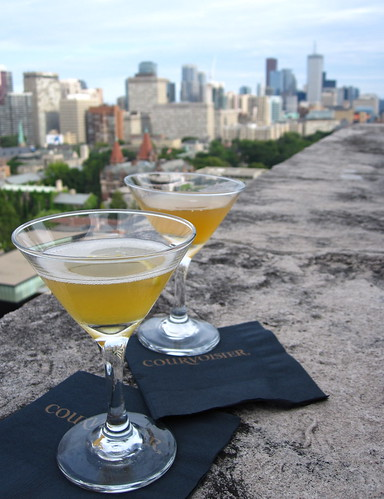 Sidecars and skyline
