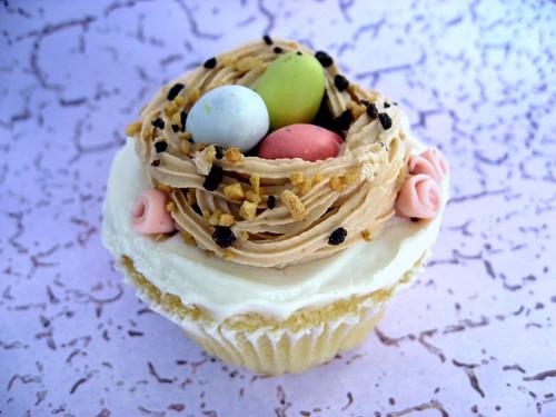 spring cupcakes 2