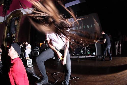 Underoath – 07-18-10 – The Cool Tour, Royal Oak Music Theatre, Royal Oak, MI