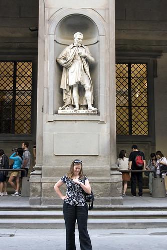 Me & Michelangelo