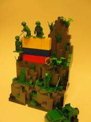 Operacion: Colombia (Legoboy1) Tags: colombia lego 200 years español bicentenario
