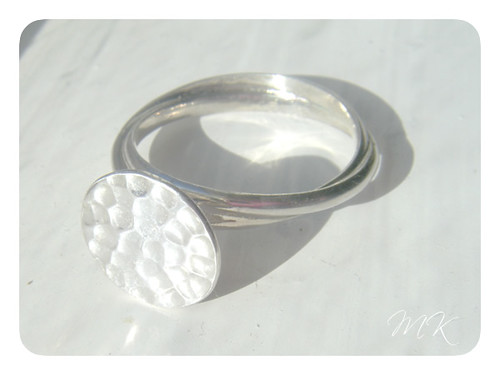 on a platter ring 4