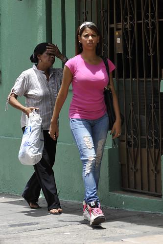 Busty latina women