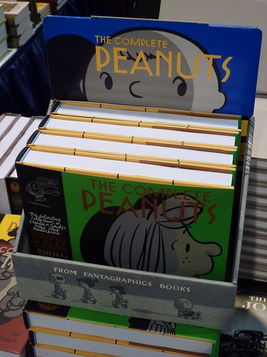 Comic-Con 2010 debut: The Complete Peanuts 1977-1978 by Charles M. Schulz