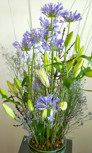 Composición floral 'Bosque'