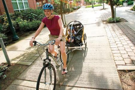 Zadáno pro cyklomaminky aneb kolo a těhotenství
