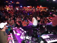 Crazy Crowd at Howl At The Moon