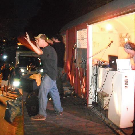 "16.07.2010 - ""Sauberhafte Streetparty"": Beatplantage"