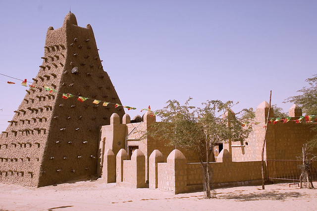 4823303139 66eb696cc2 z d Sankore Mosque   Timbuktu