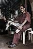 Mr. Mechanic (Abhisek Sarda) Tags: india man goa repair overalls worker mechanic