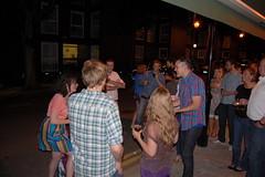 """""""Haaaaaappy Biiiiirrrthhhday toooo yooooouuuuu"""" (mrlerone) Tags: birthday cake pub celebration booze charleslamb"""