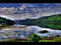 Lochs Lake - (HDR)