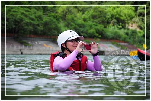 20100722台積電獨木舟體驗活動175
