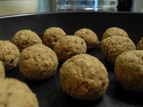 TVP Meatballs