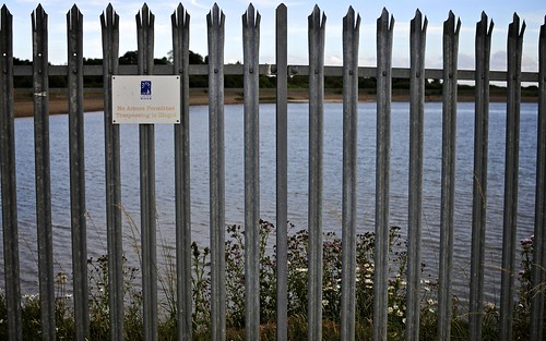 No Access Permitted To Llanishen Reservoir