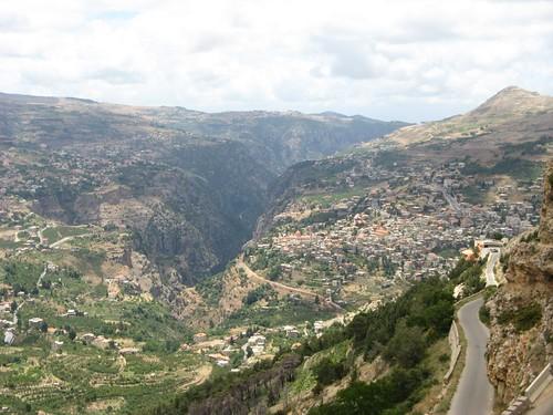 Vale de Qadisha, Líbano